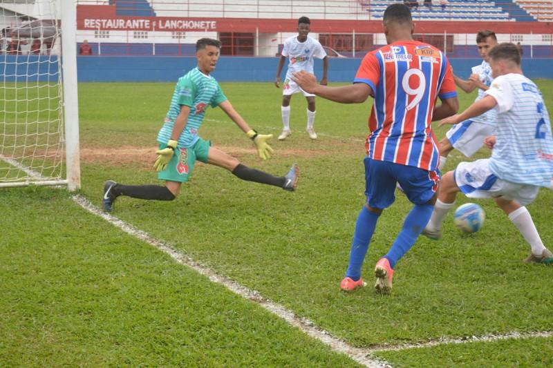 Carlos Renaux estreia com empate no Estadual de Juniores da Série C