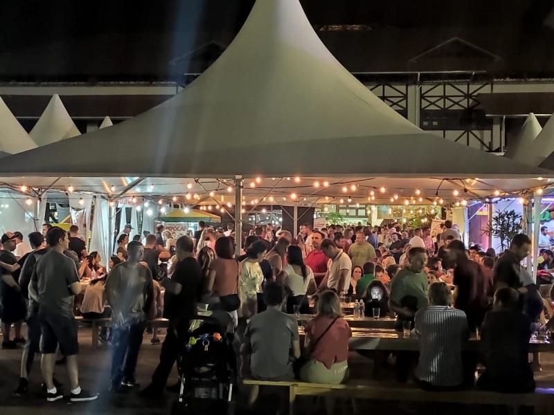 Festival da Cerveja Artesanal do Vale foi sucesso de público