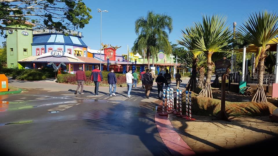 Prefeitura de Penha autoriza reabertura do Beto Carrero World na quinta-feira