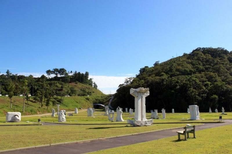 Parque das Esculturas reabre nesta quinta