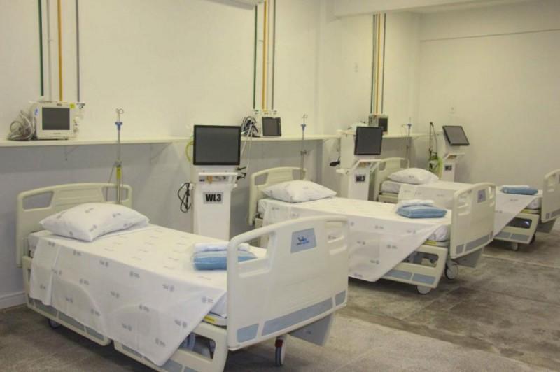 Ministério da Saúde habilita 10 novos leitos de UTI no Azambuja para combate ao Covid-19