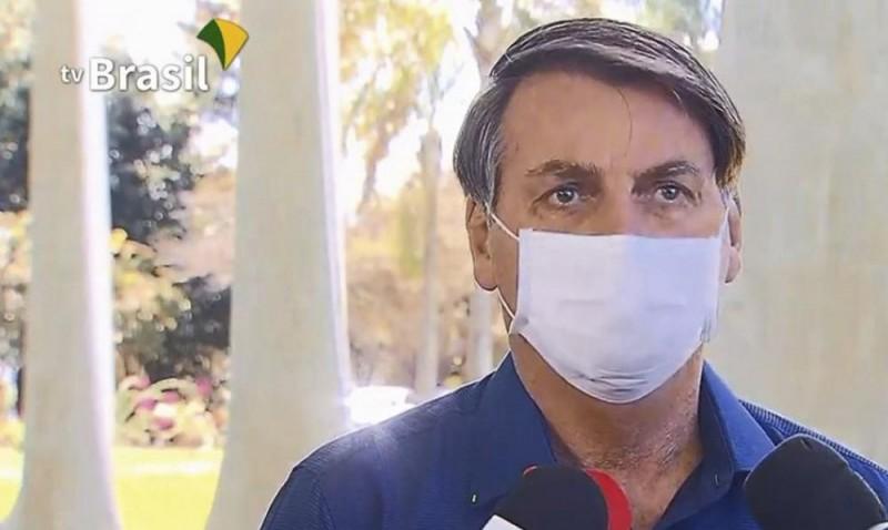 Presidente Bolsonaro confirma que está com coronavírus