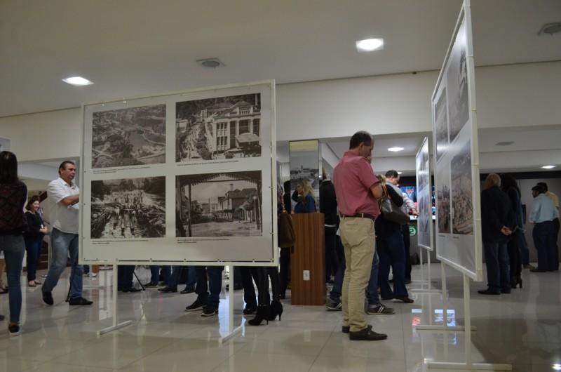 Exposição fotográfica abre semana do município