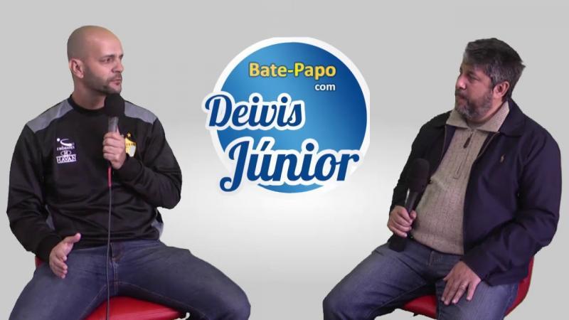 Bate-papo com Deivis Junior - Jerson Testoni